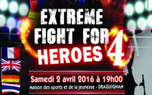 Extreme Fight For Heroes 4